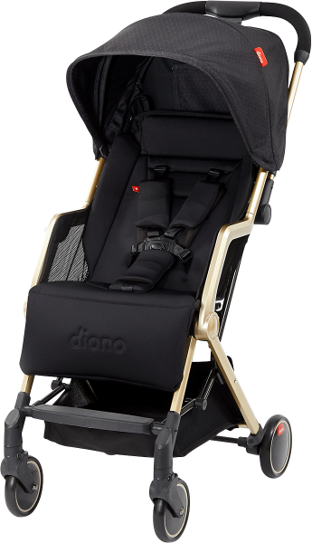 Diono Traverze Travel Stroller - Gold Special Edition