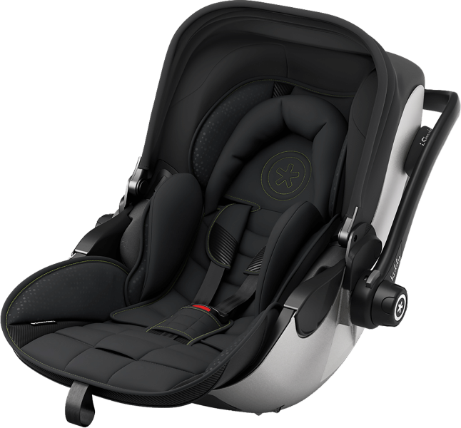 Kiddy Evoluna i-Size 2 Car Seat with Base - GT Series