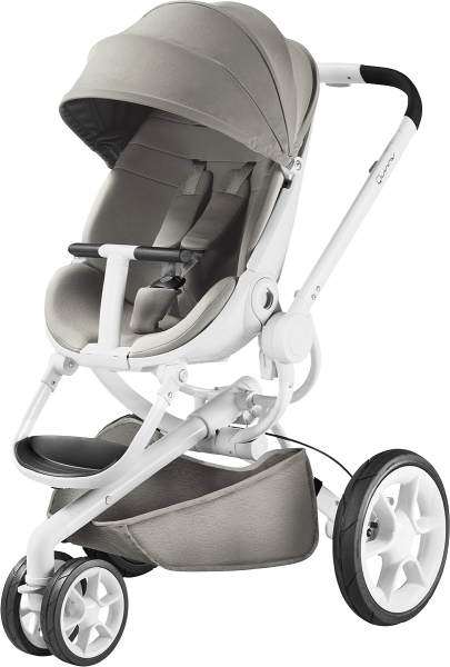 Quinny Moodd Pushchair - Free Rock Car Seat