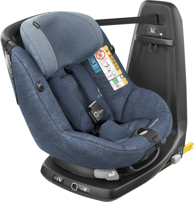 Using European Car Seats In The Us