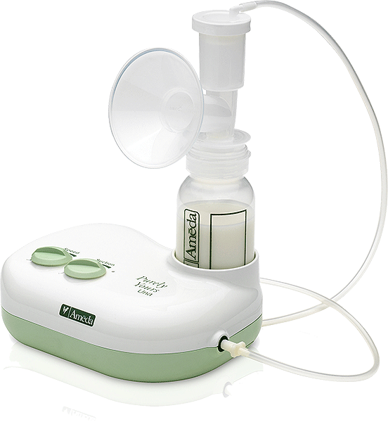 Ameda Purely Yours Una Single Electric Breast pump