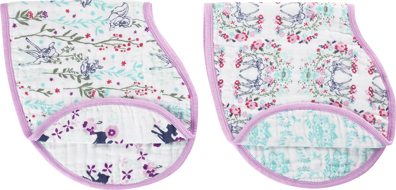 aden + anais Classic Burpy Bibs - Disney Collection