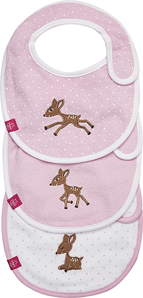 Lela Small Bib Set