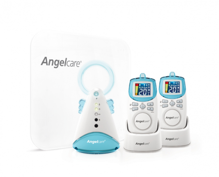 Angelcare AC401 Deluxe Movement and Sound Monitor