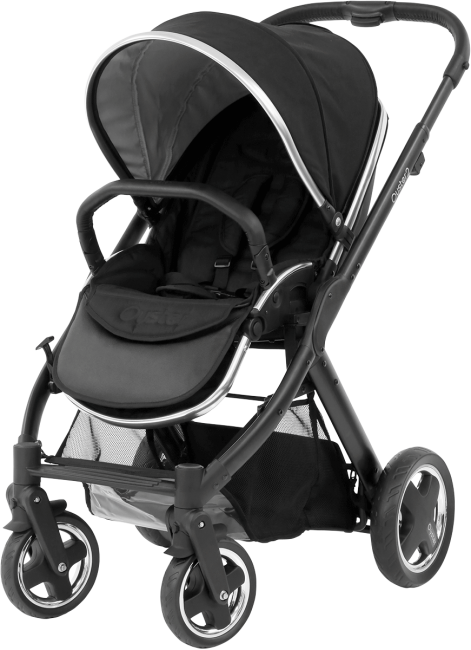 Baby Style Oyster 2 Black Chassis With Black Handle