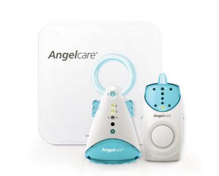 Angelcare Simplicity AC601 Movement Sensor with Sound Baby Monitor