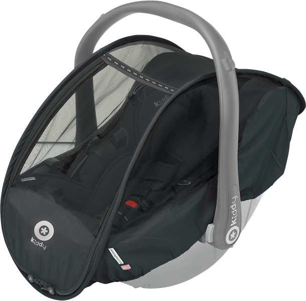 Kiddy Rain-mosquitocover for baby car seat