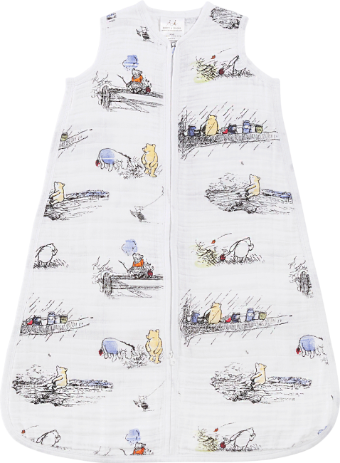 aden + anais Classic Sleeping Bag - Disney Collection Winnie