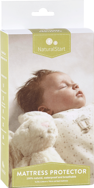 Harrison Spinks NaturalStart Mattress Protector