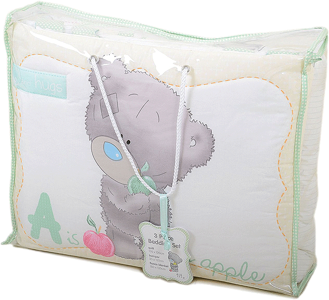 Tiny Tatty Teddy Bed Set