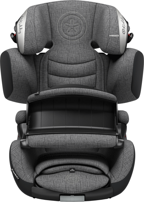 Kiddy Guardianfix 3 Car Seat - Grey Malange Edition