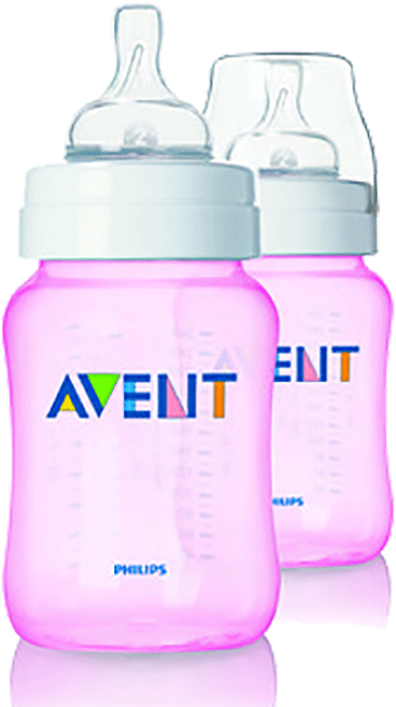 Philips Avent Classic 260 ml Twin Pack