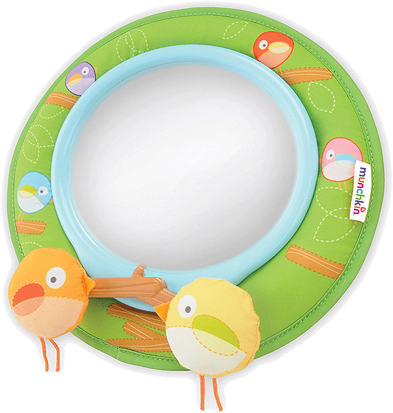 Munchkin In-sight See Saw Pals Mirror