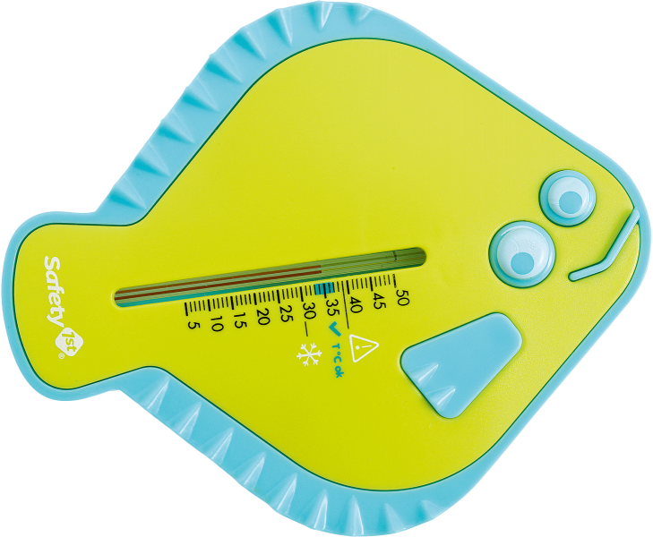 Safety 1st Flat Fish Thermometer