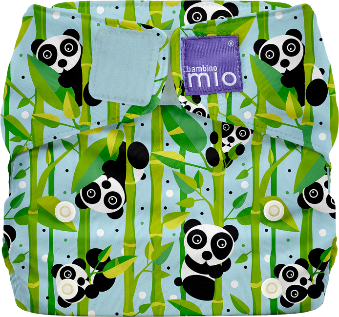 Bambino Mio Miosolo All-In-One Reusable Nappy