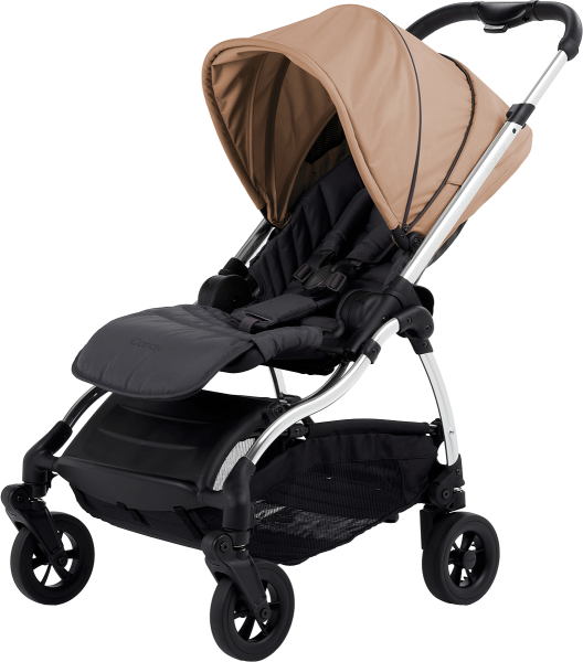 iCandy Raspberry Pushchair Chrome Chassis