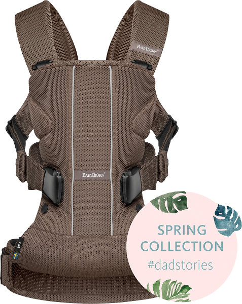 BabyBjörn One Air Baby Carrier - Spring Collection