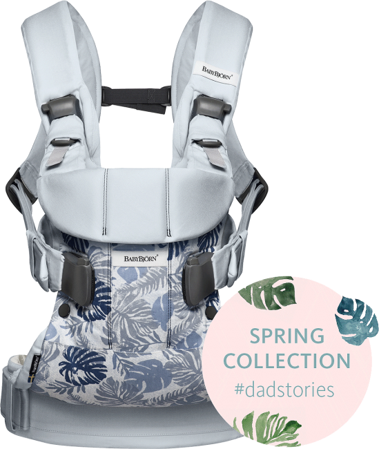 BabyBjörn One Baby Carrier - Limited Edition