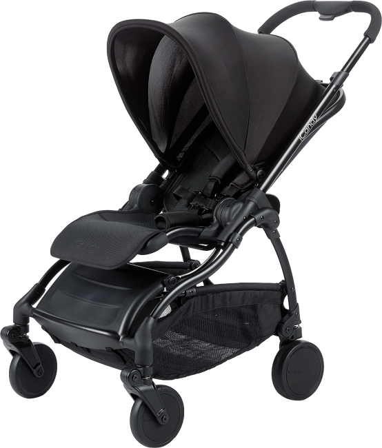 iCandy Raspberry Pushchair Black Chassis