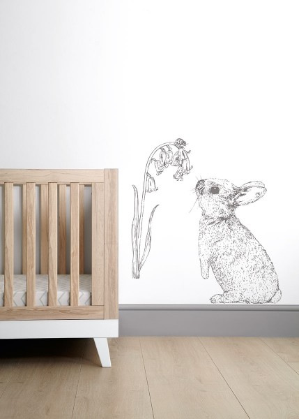 Mamas & Papas Rabbit Wall Sticker