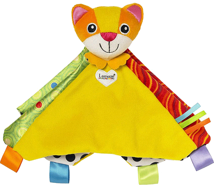 Lamaze Mitten the Kitten Blankie