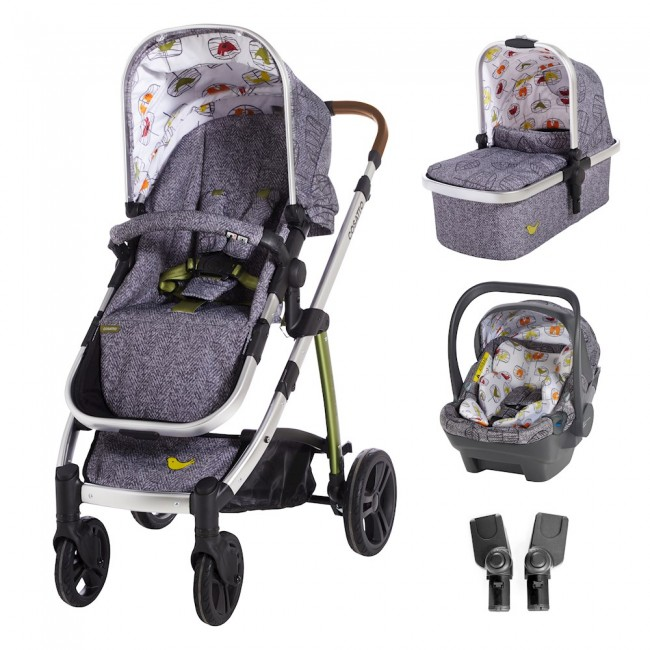 Cosatto Wow Travel System & Accessories Bundle