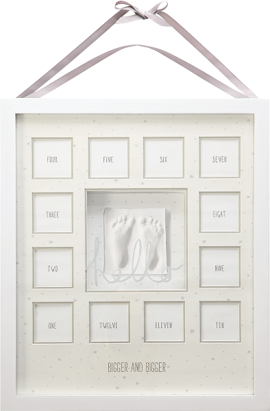Mamas & Papas My 1st Year - Imprint Frame Kit