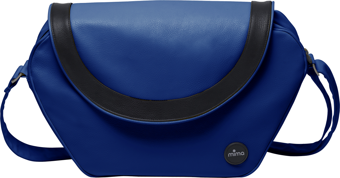 Mima Changing Bag  - Royal Blue Edition